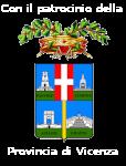 Con i patrocinio della Provincia di Vicenza
