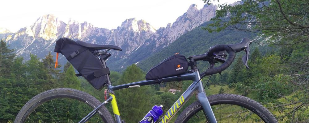 Percorsi gravel bike Vicenza